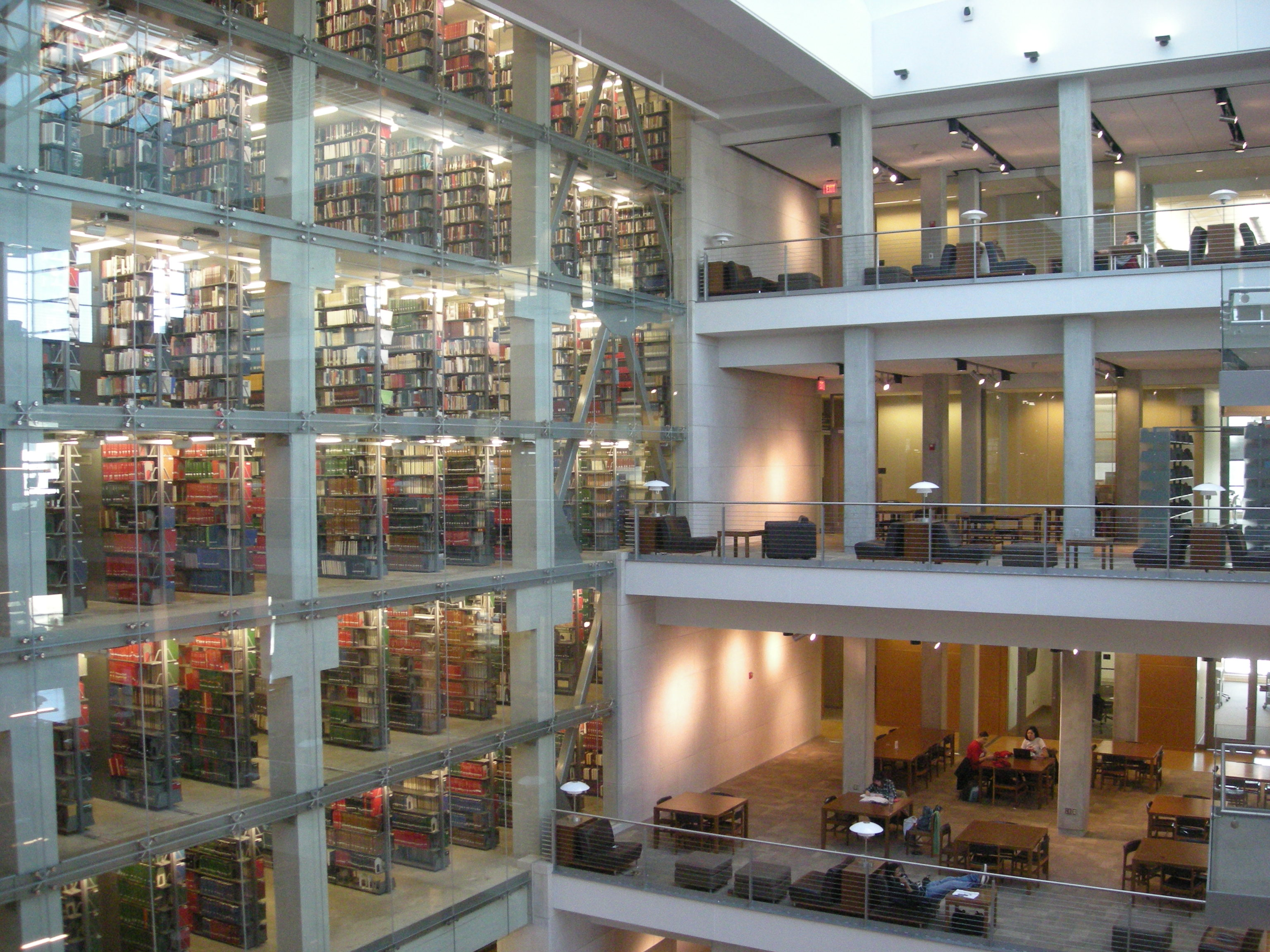 Thompson Library Room