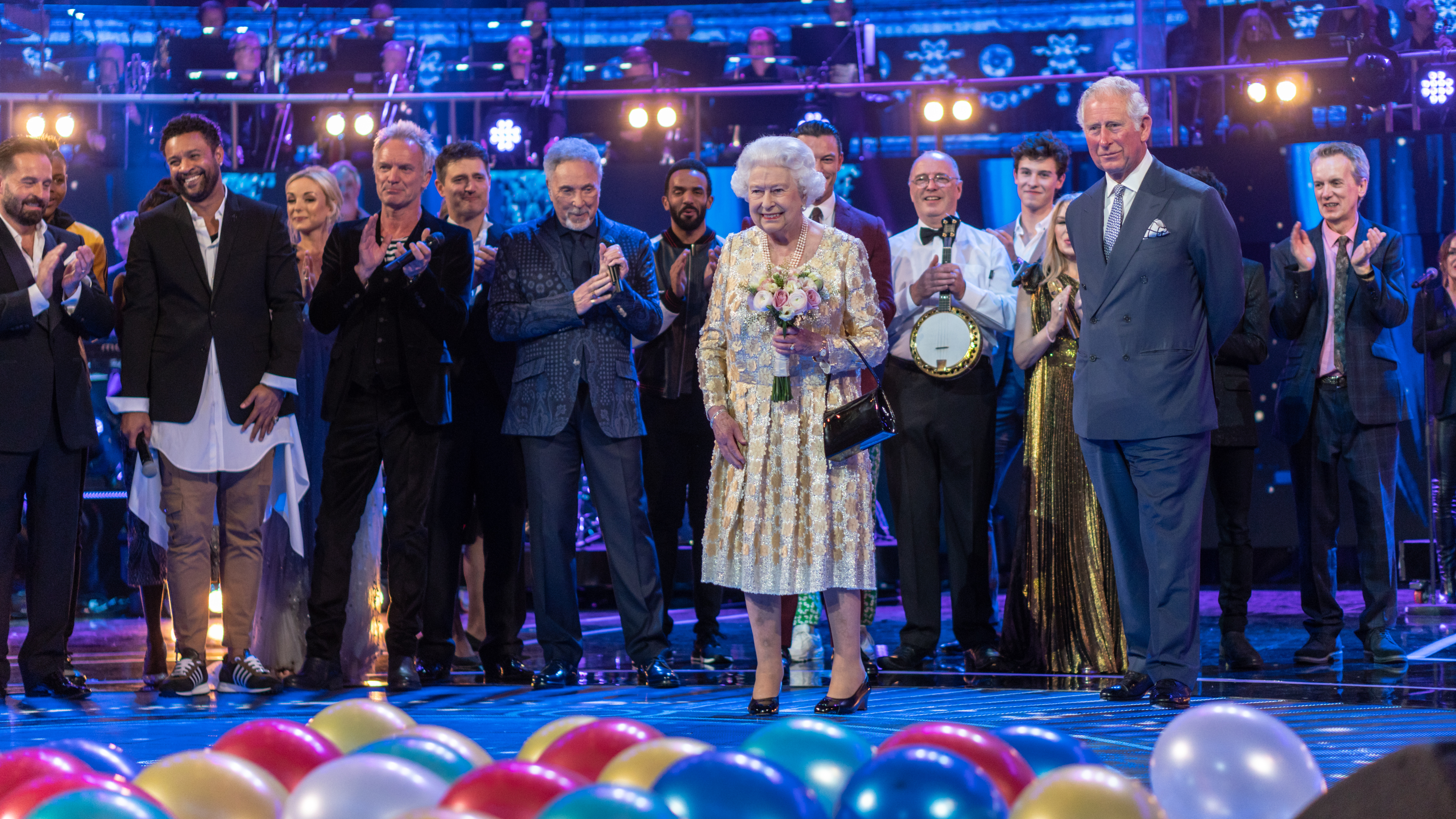 the queen s birthday party wikipedia
