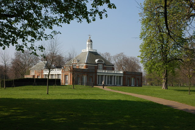 The Serpentine Gallery, Kensington Gardens - geograph.org.uk - 397684