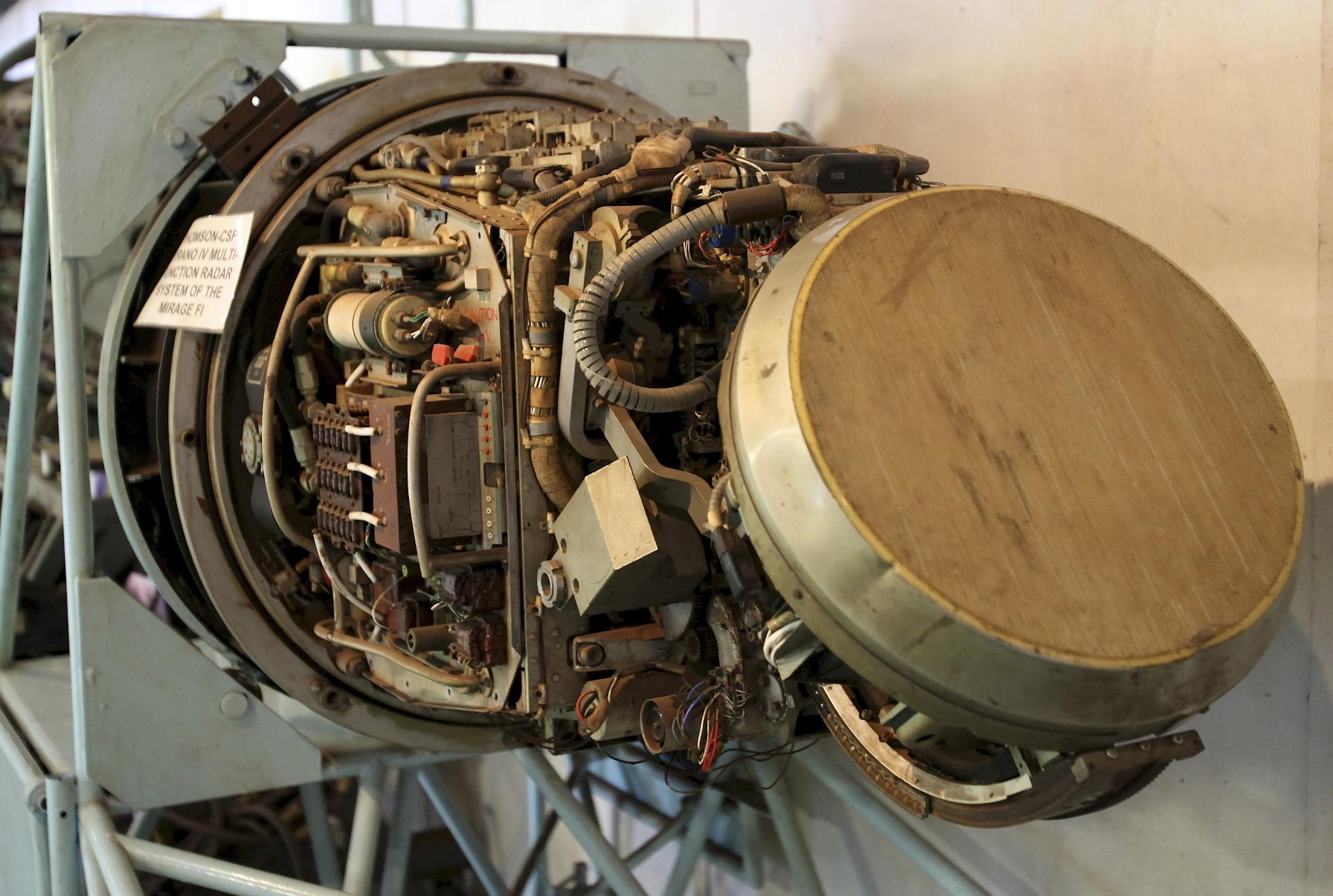Conociendo al Kfir, Nuevo Avion de la Fuerza Aerea Argentina