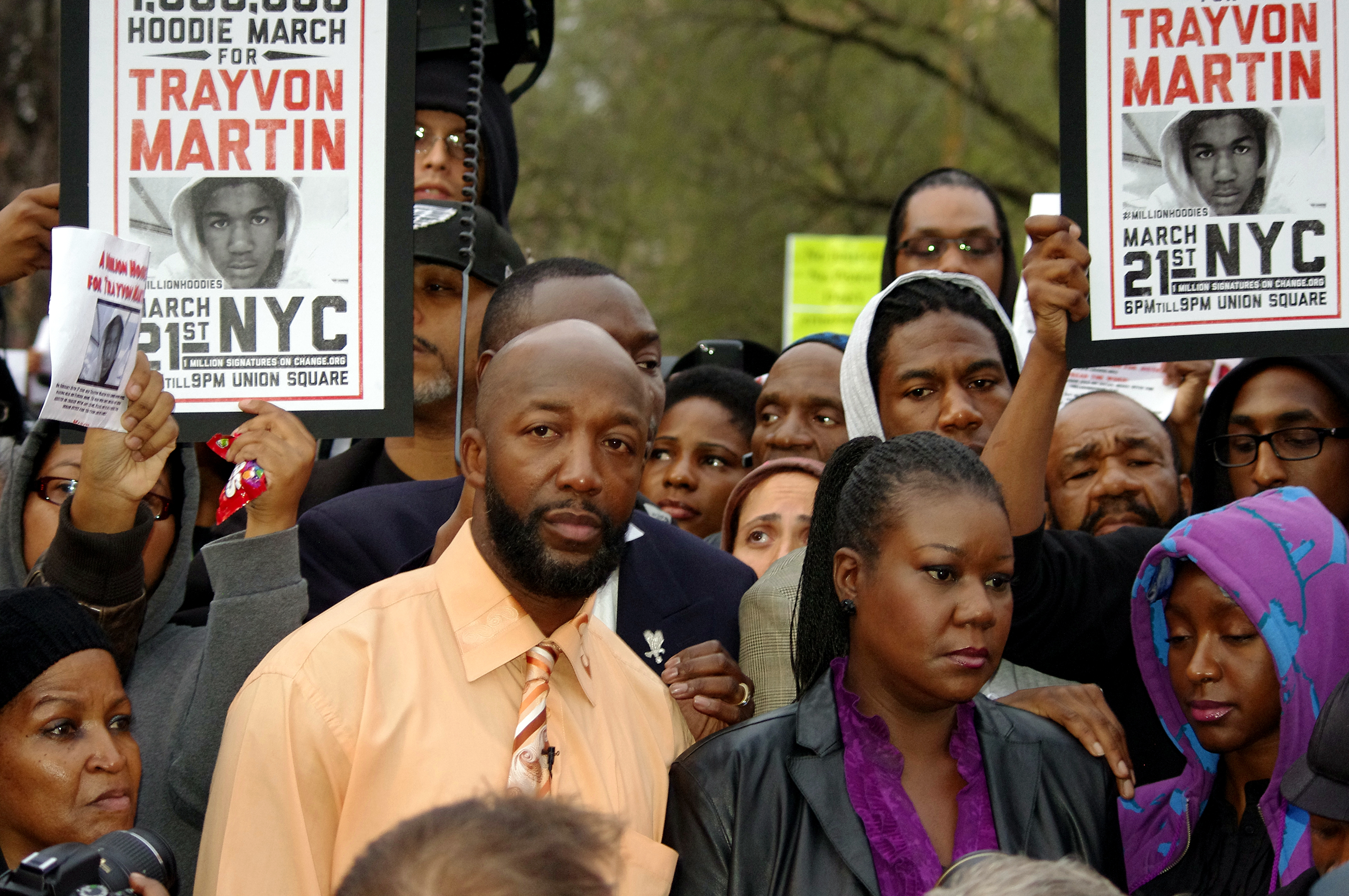 Image result for trayvon martin protests