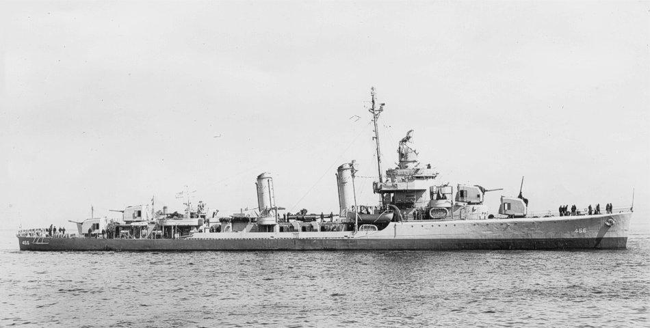 USS Rodman (DD-456)