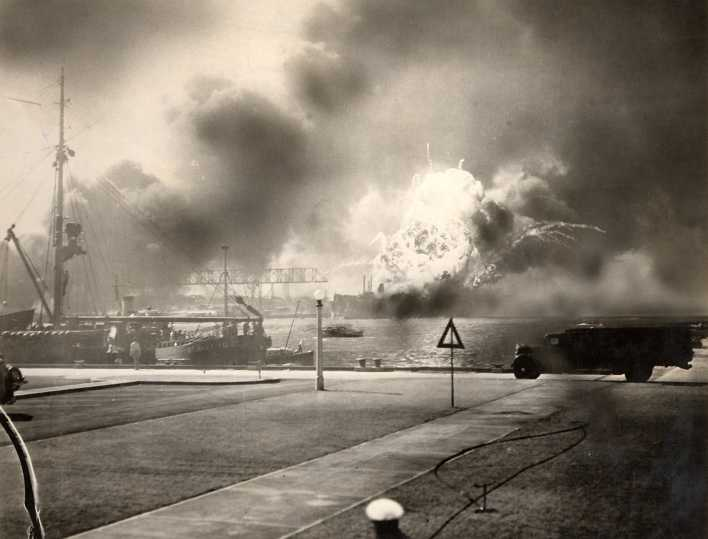 {{en| Pearl Harbor attack-