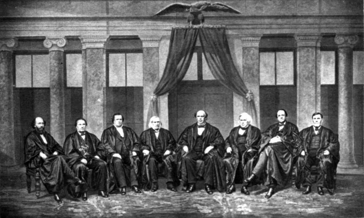 Image result for history of supreme court