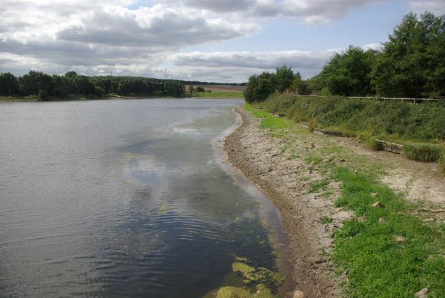 Ulley Reservoir - geograph.org.uk - 540908