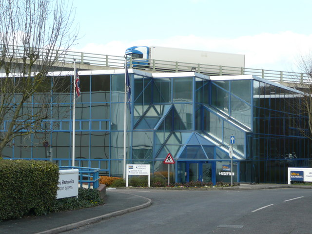 Ultra Electronics - geograph.org.uk - 754776.jpg
