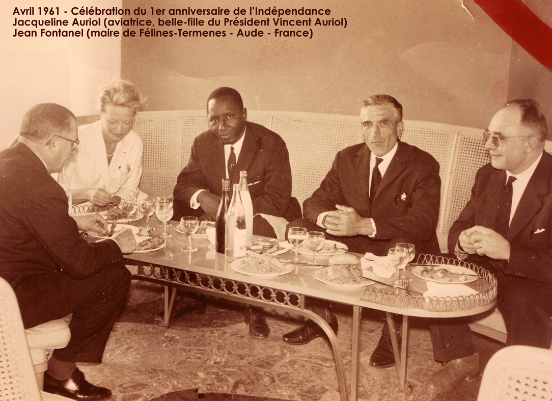 Fichier:VALDIODIO NDIAYE - ANNIVERSAIRE INDEPENDANCE DU SENEGAL - Avril 1961.jpg