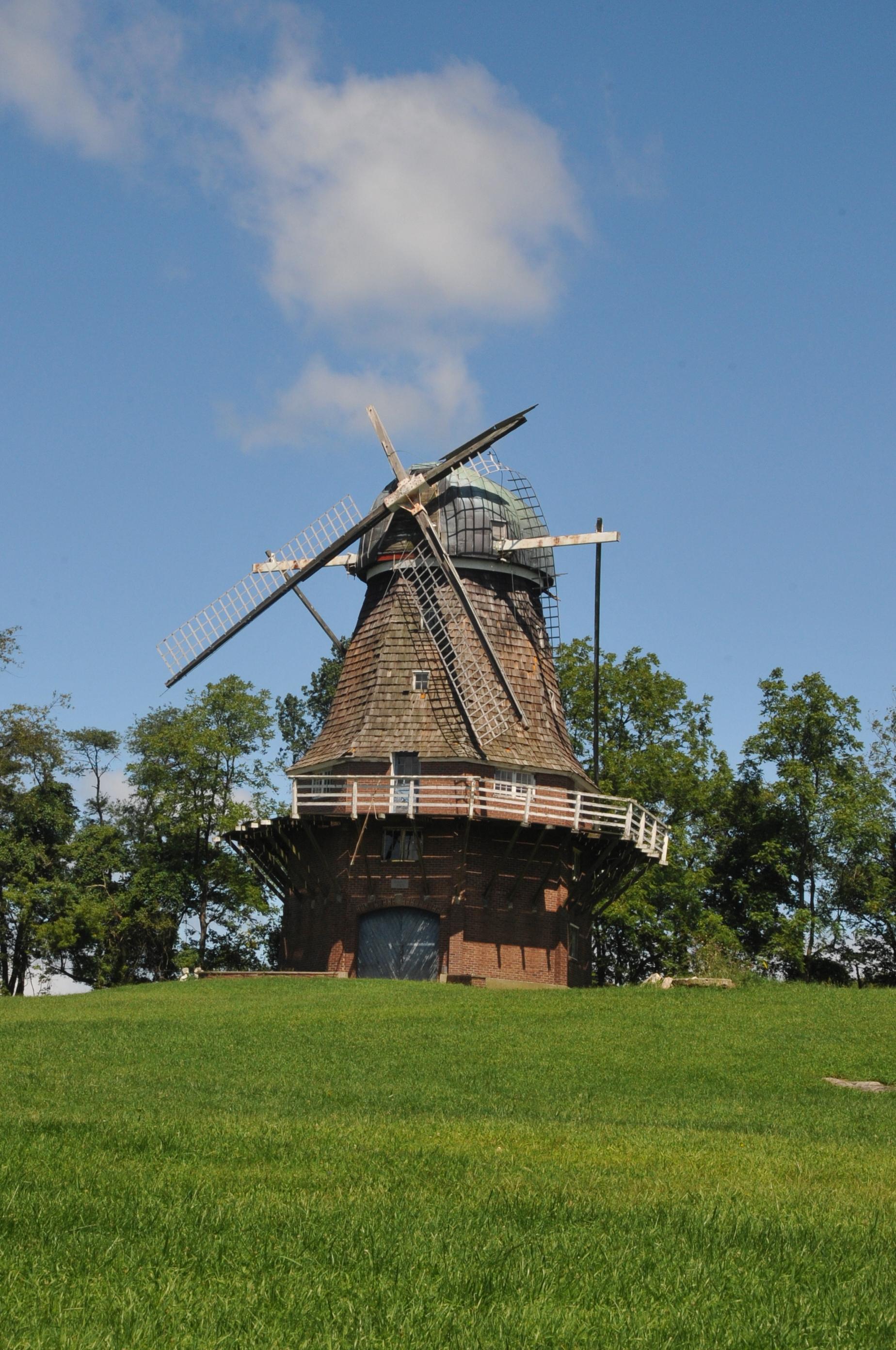 File Volendam Windmill Holland Township Hunterdon County Wikimedia Commons