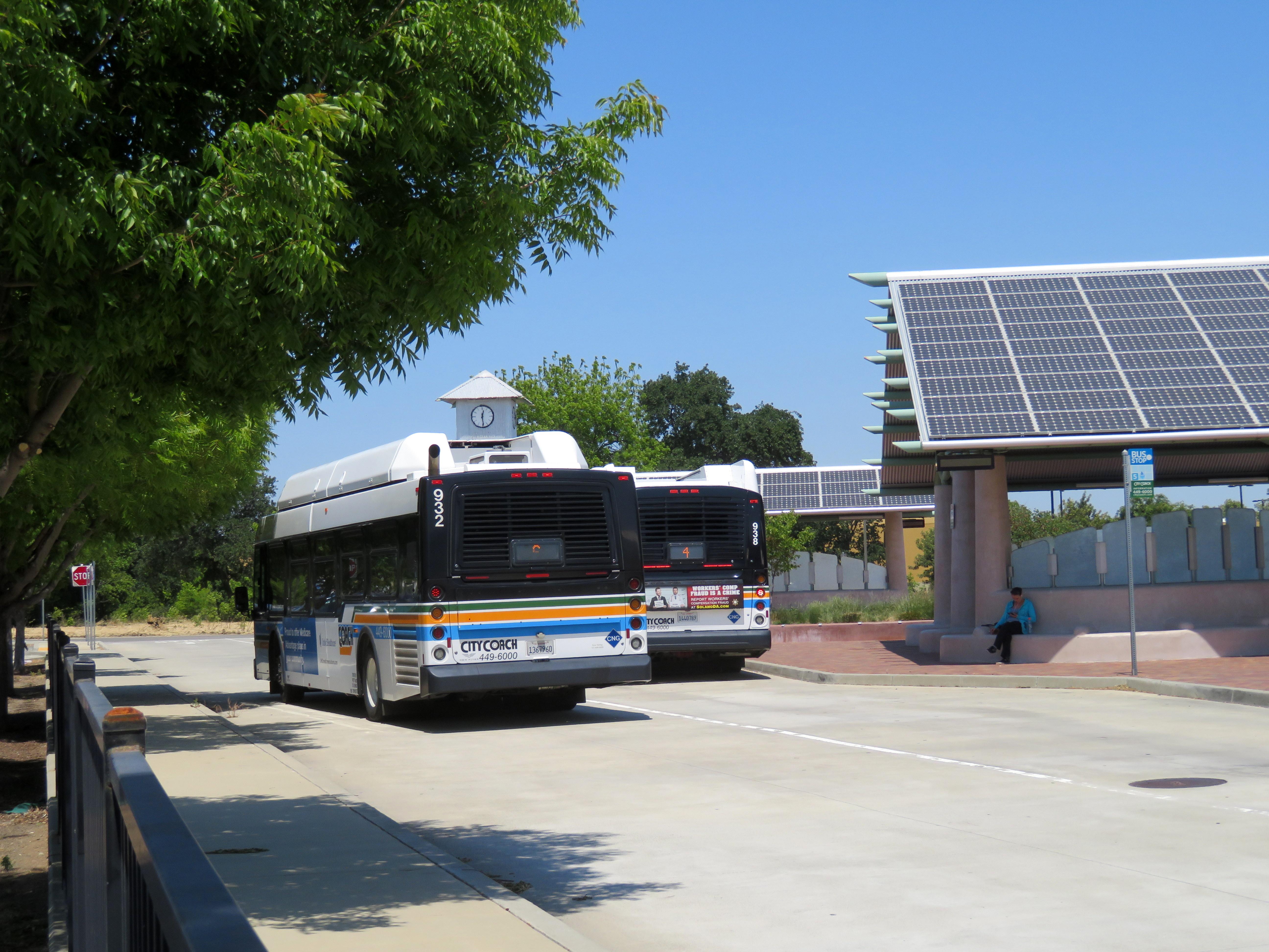 Vacaville City Coach - Wikipedia
