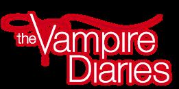 Vampire Diaries Logo Deutsch: Vampire Diaries Logo