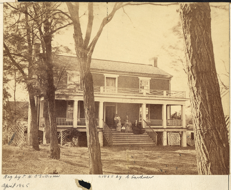 File Virginia Mclean 39 S House Appomattox Court House