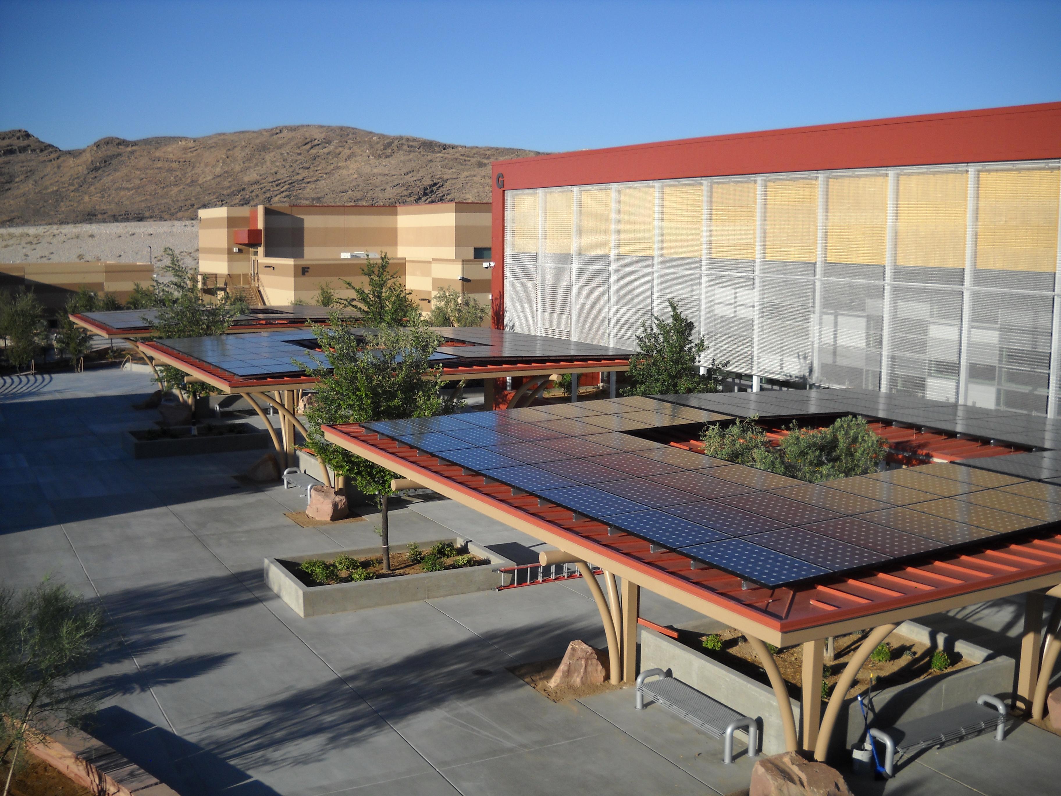 West Career and Technical Academy Las Vegas