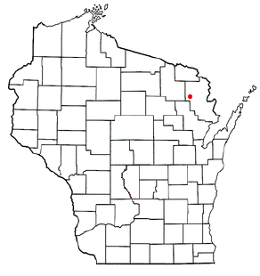 Silver Cliff, Wisconsin Town in Wisconsin, United States