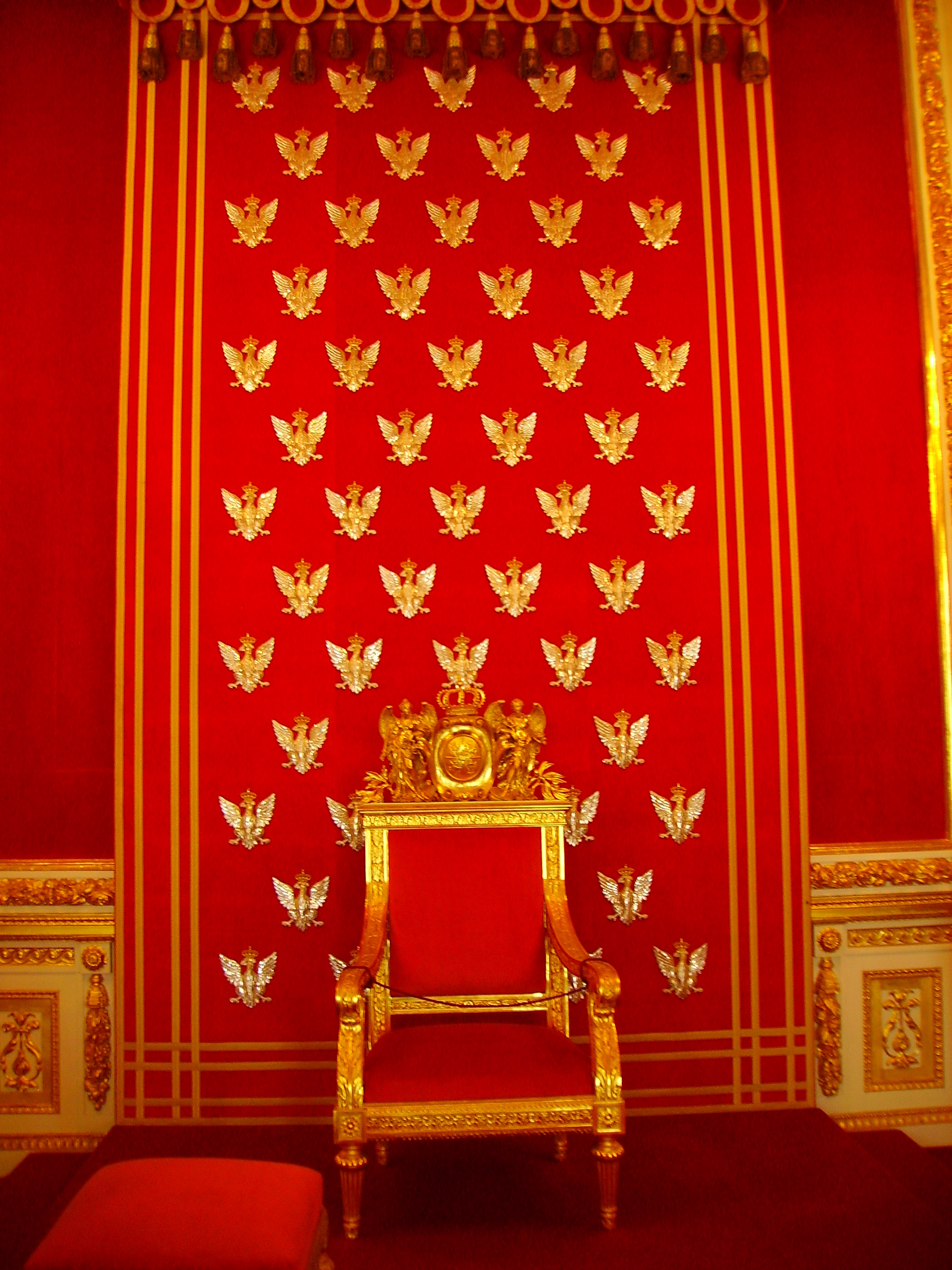 Chair Red Room