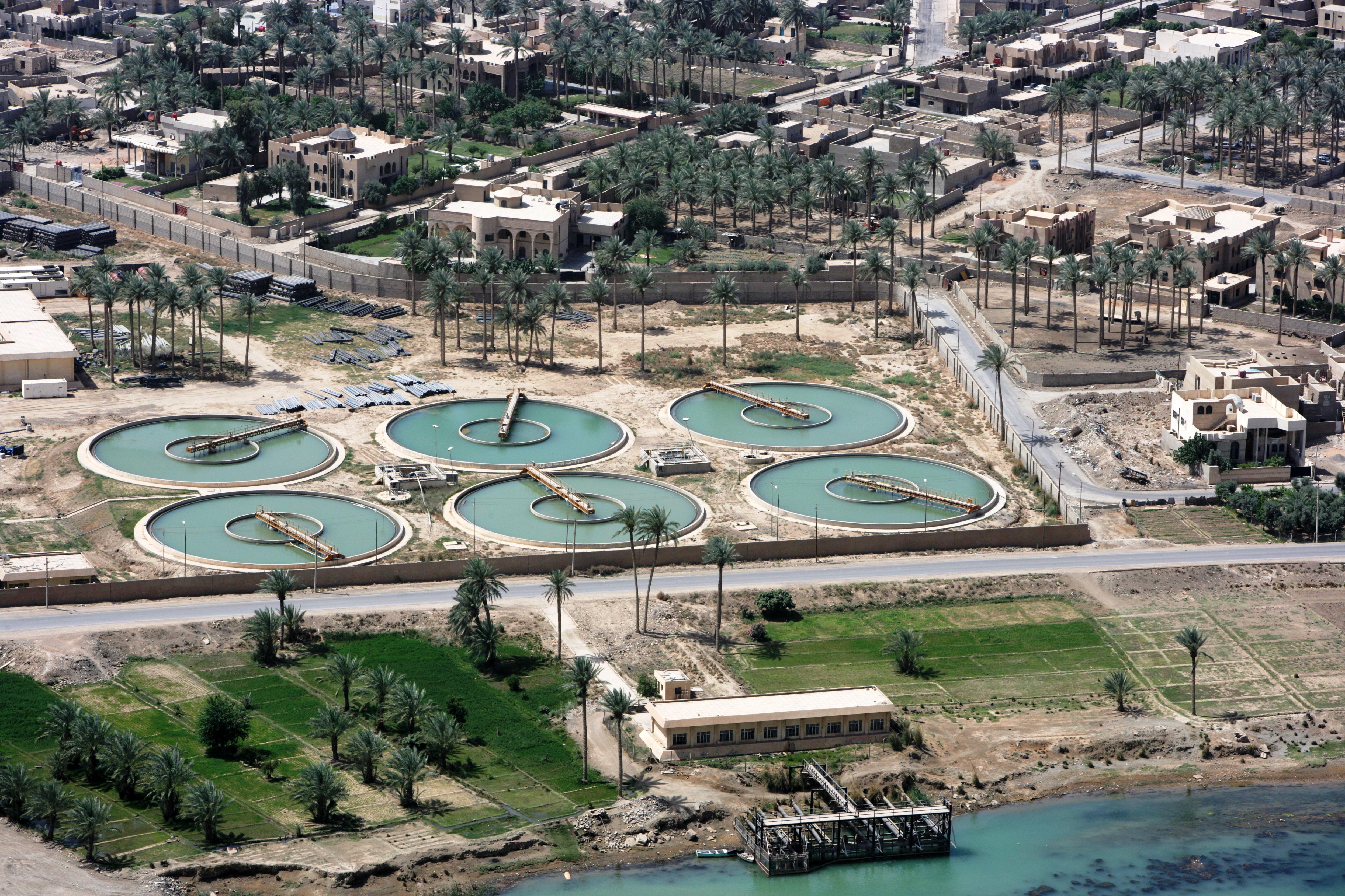 Drinking Water Treatment Process Steps Pdf