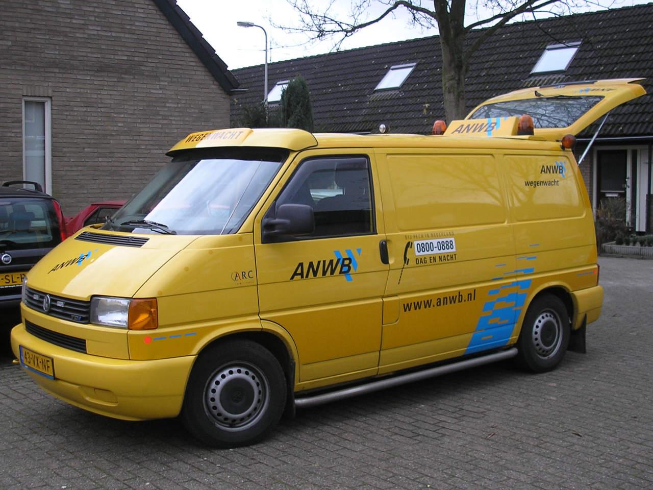 File Wegenwacht Vw Busje 02 Jpg Wikimedia Commons