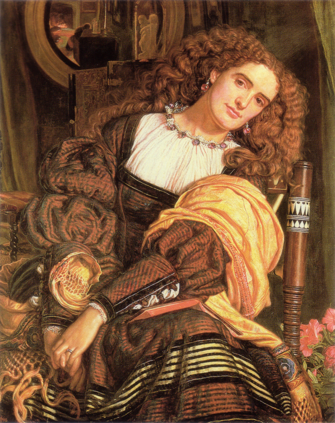 https://upload.wikimedia.org/wikipedia/commons/7/7a/William_Holman_Hunt_-_Il_Dolce_far_Niente.jpg