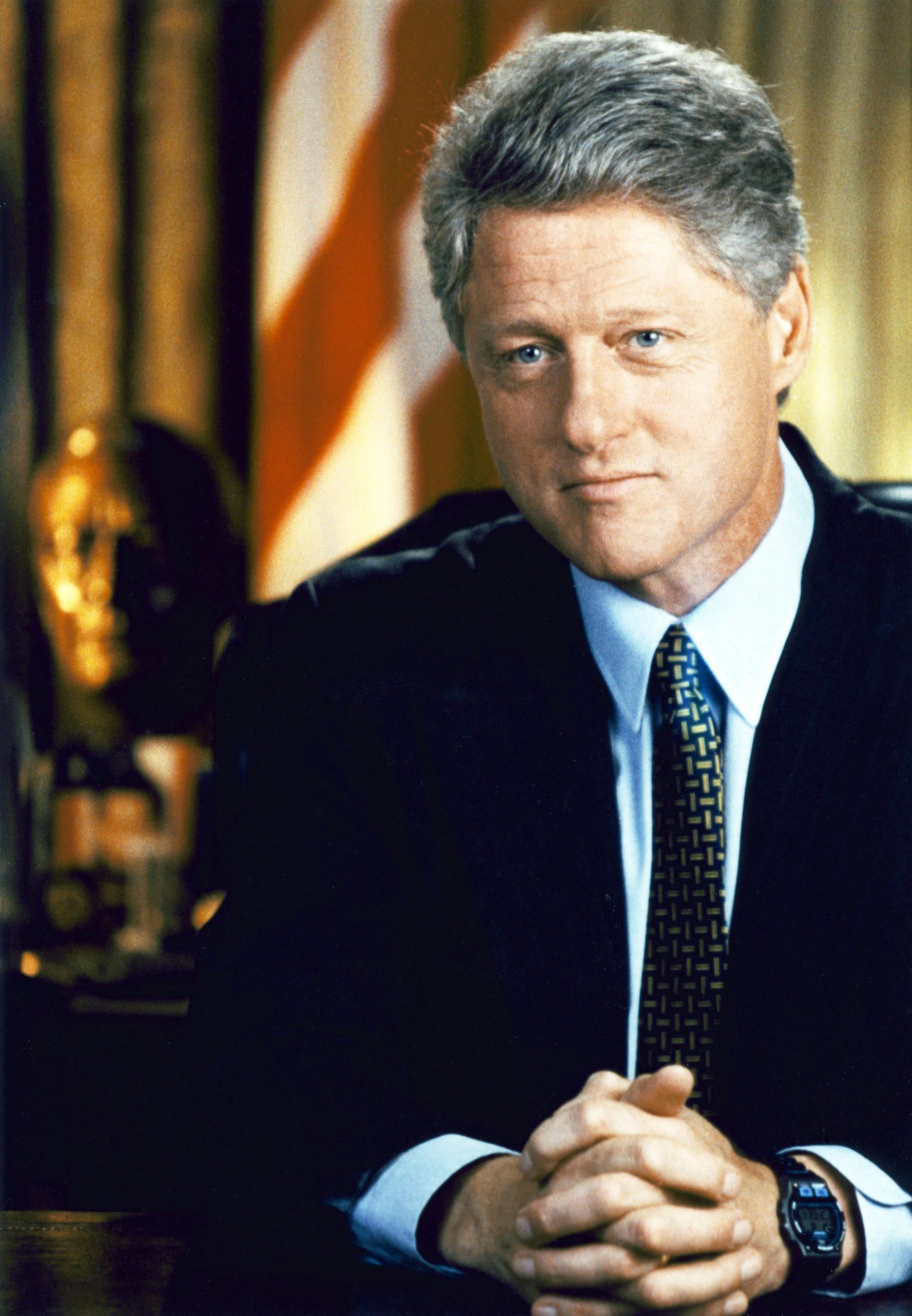 bill clinton 1993