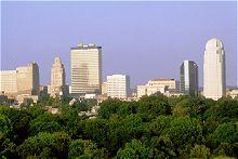 Winston-Salem Skyline