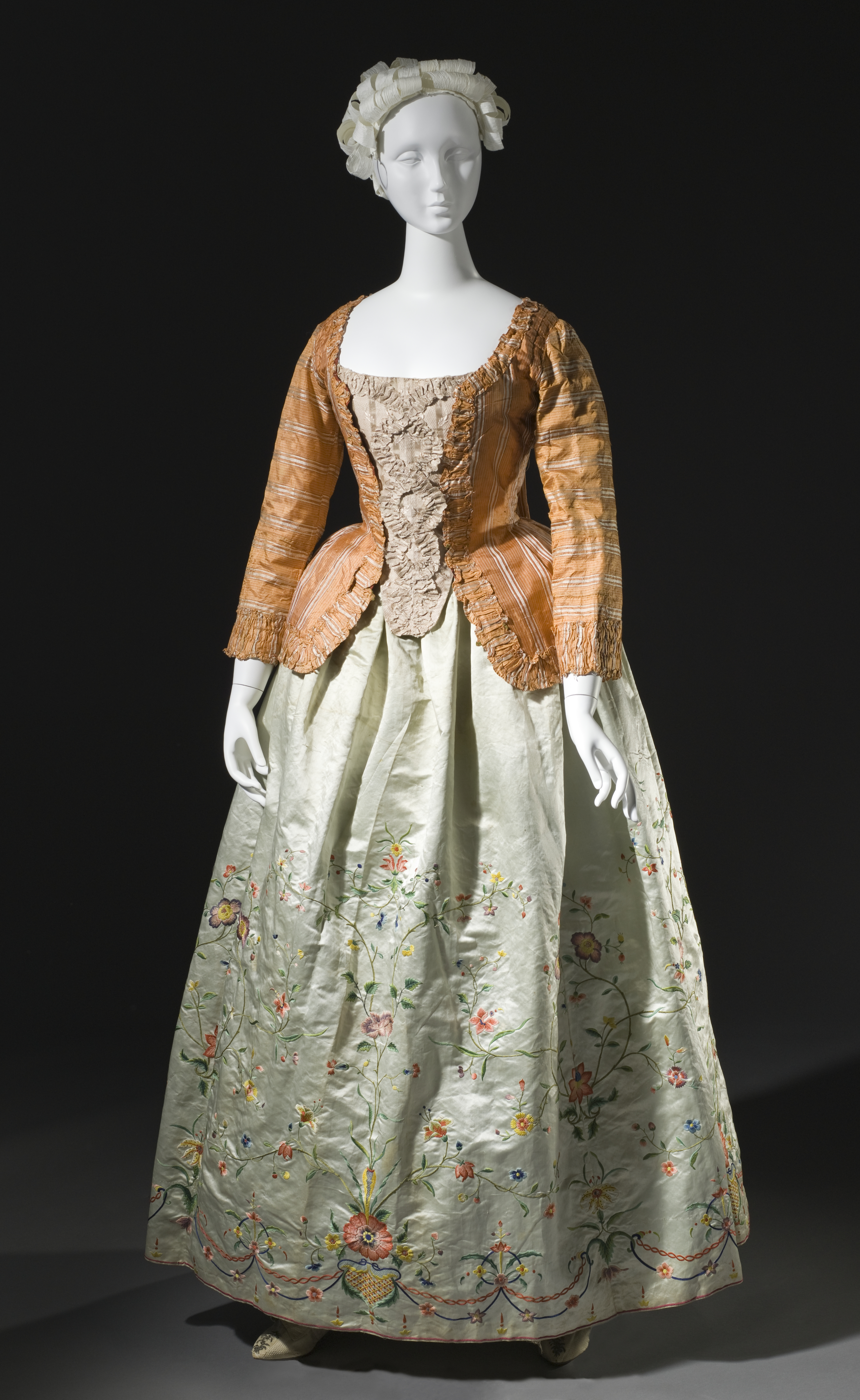 File:Woman's caraco and petticoat.jpg - Wikimedia Commons