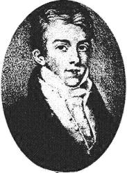 Woodbine Parish British scientist and diplomat