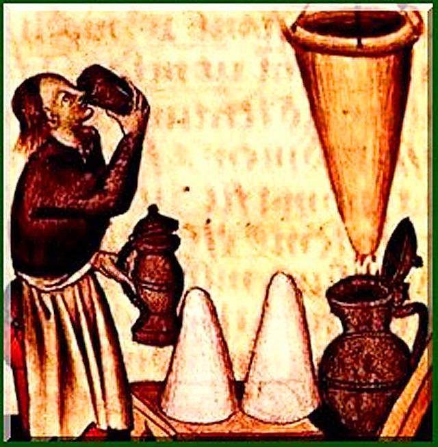 中世の製造