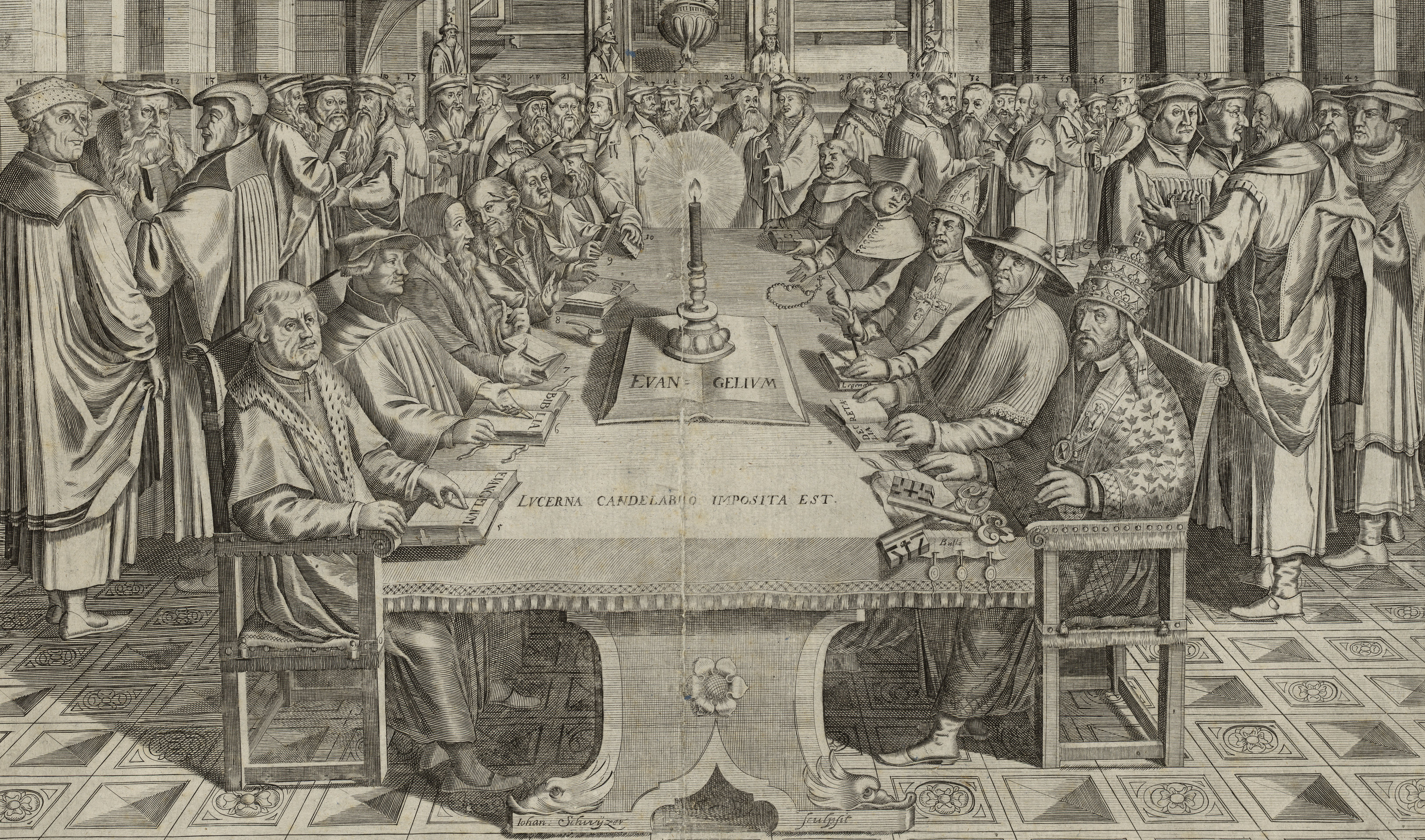 an essay on the protestant reformation under martin luther Below given is a professionally-written essay example about martin luther and the catholic church don't hesitate to read this elaborate paper night and day.