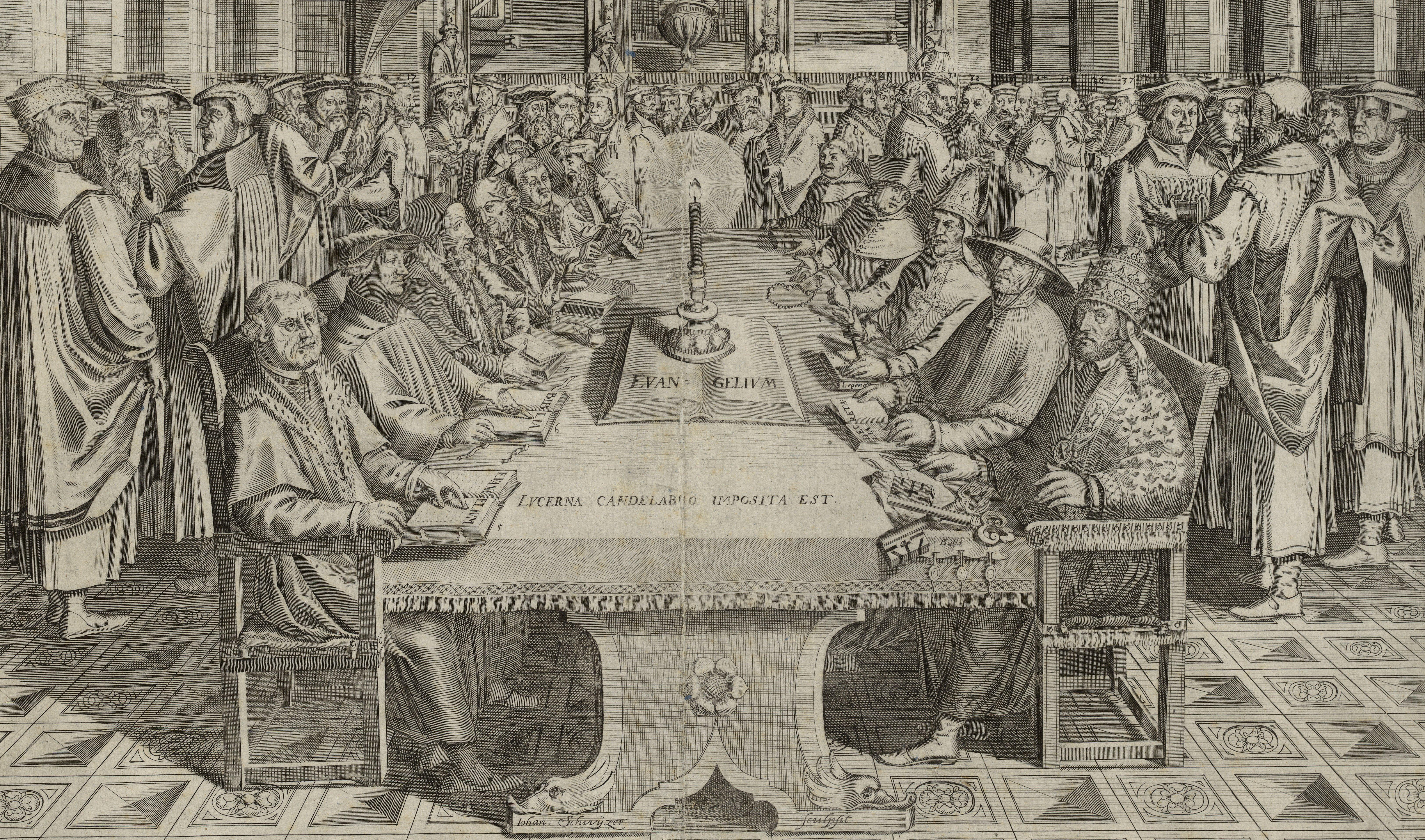 chapter i politics and religion from 1400 to 1715 effigies praecipuorum illustrium atque praestantium aliquot theologorum 000008283 cropped jpg