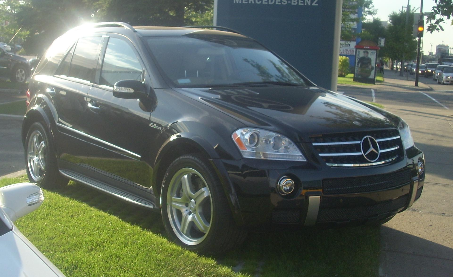 File 08 mercedes benz ml63 amg