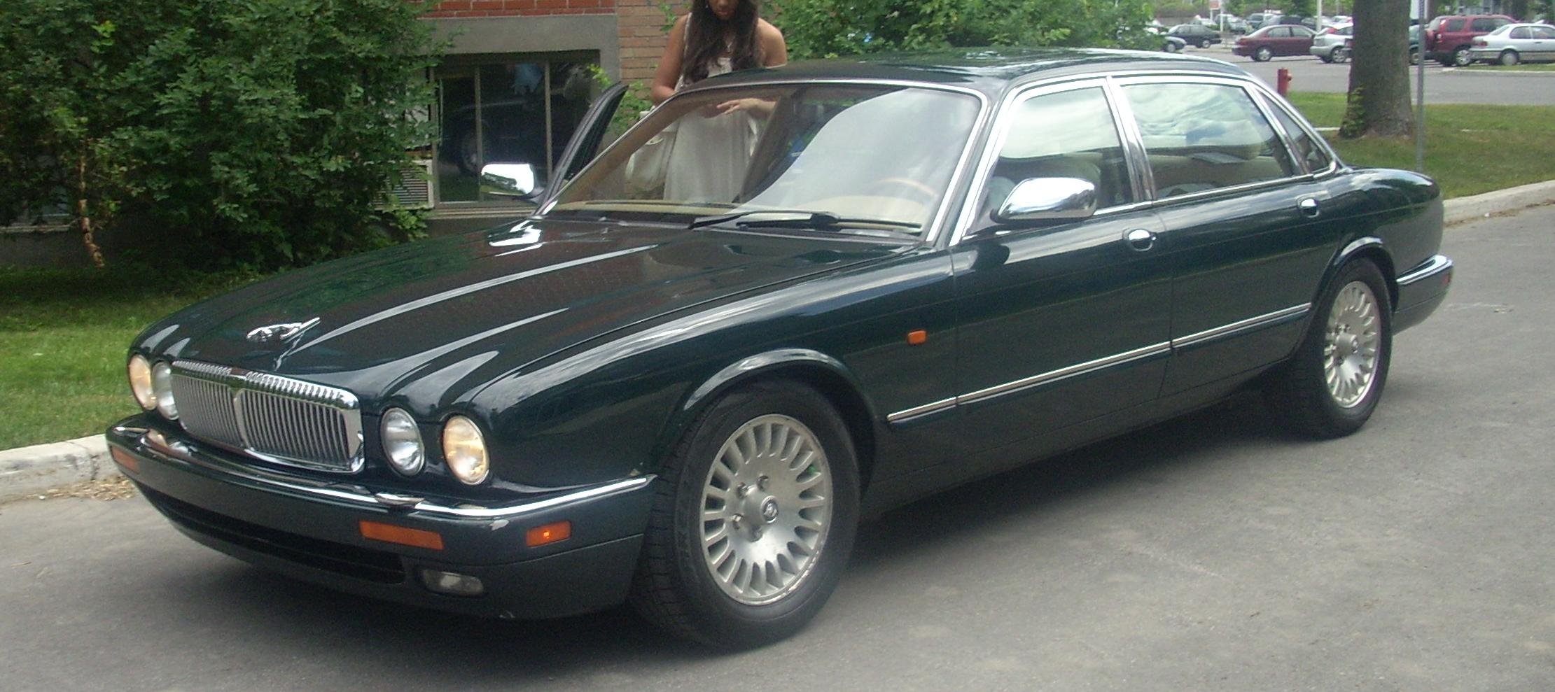 Jaguar Xj Used Car Review