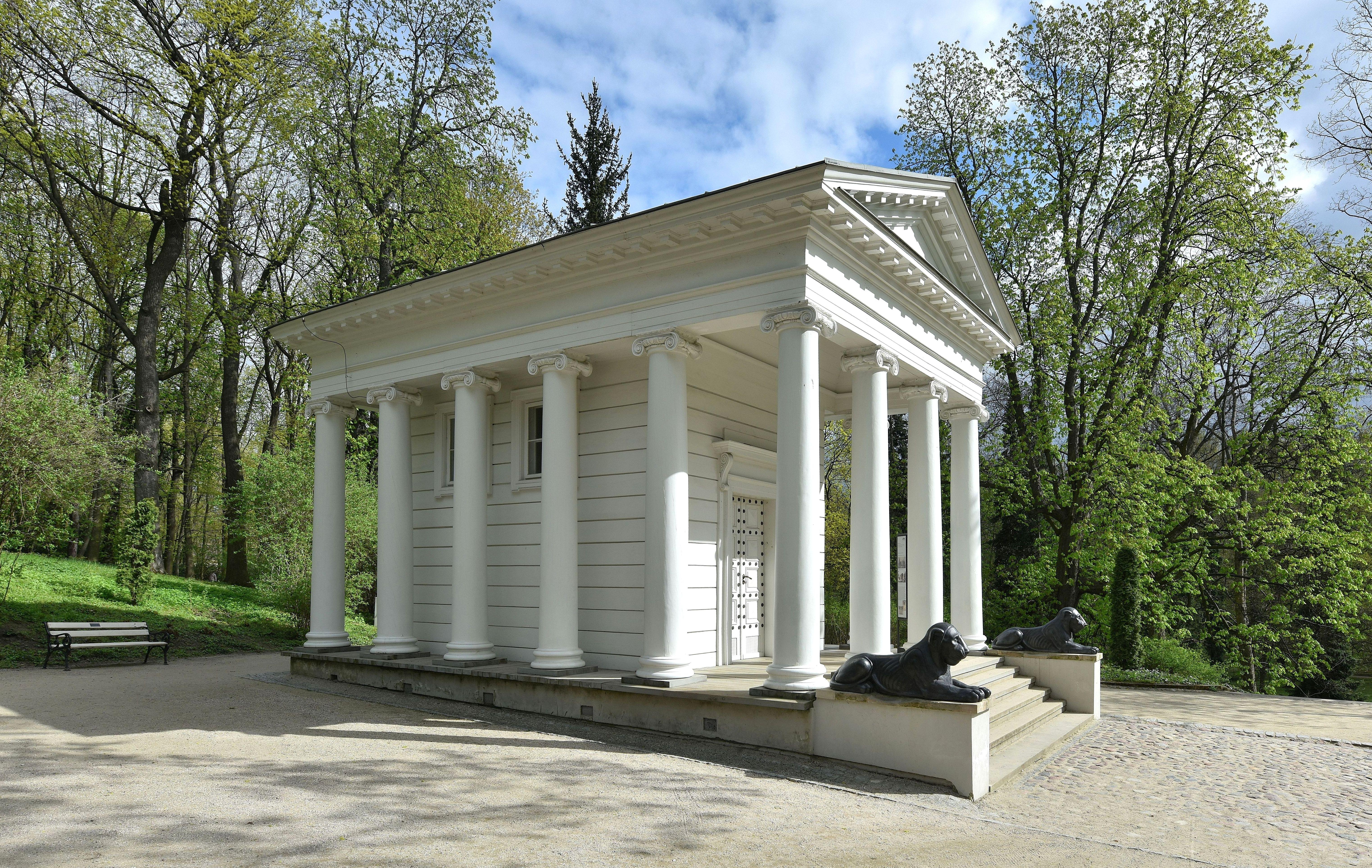 świątynia Sybilli W Warszawie Wikipedia Wolna Encyklopedia