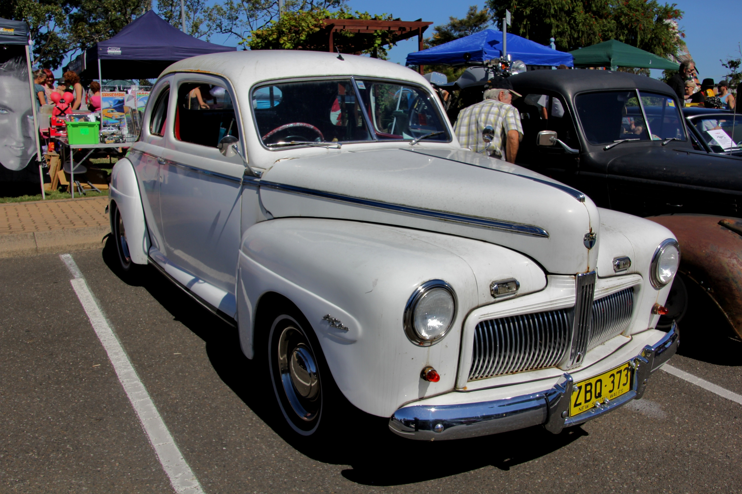 File 1942 Ford Super Deluxe Coupe 7026071695 Jpg Wikimedia Commons