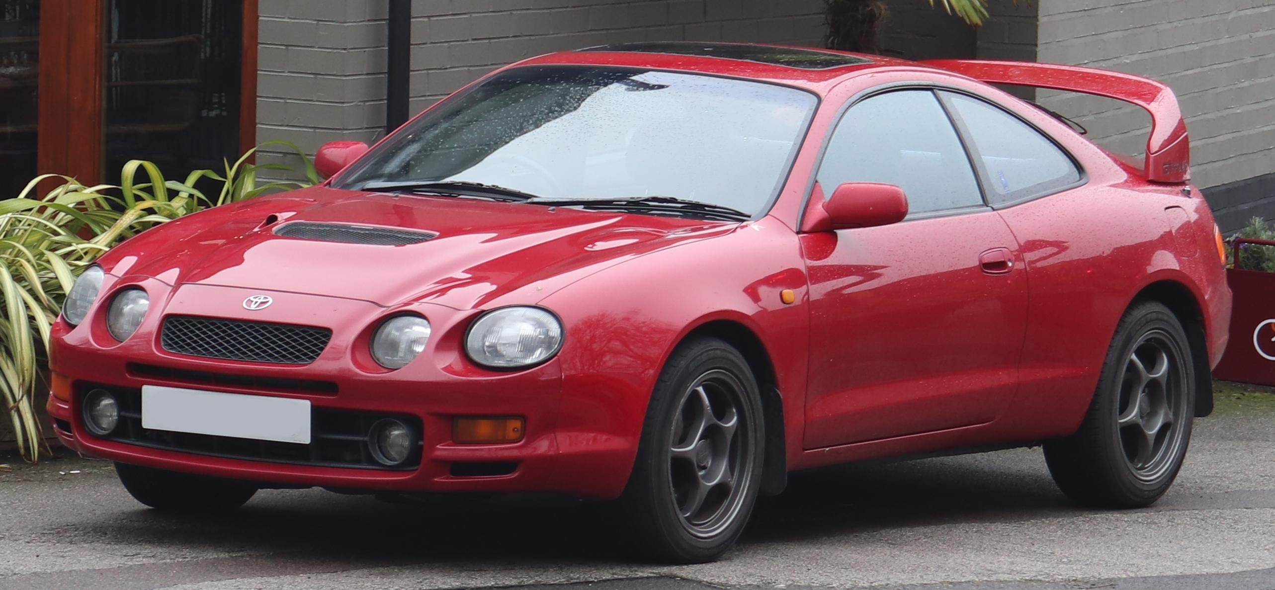 Kekurangan Toyota Celica 1994 Review