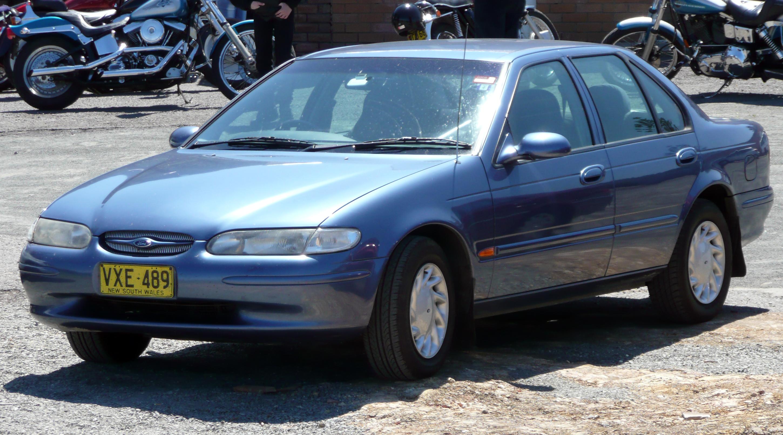 File:1996-1998 Ford Falcon (EL) Futura sedan (2007-10