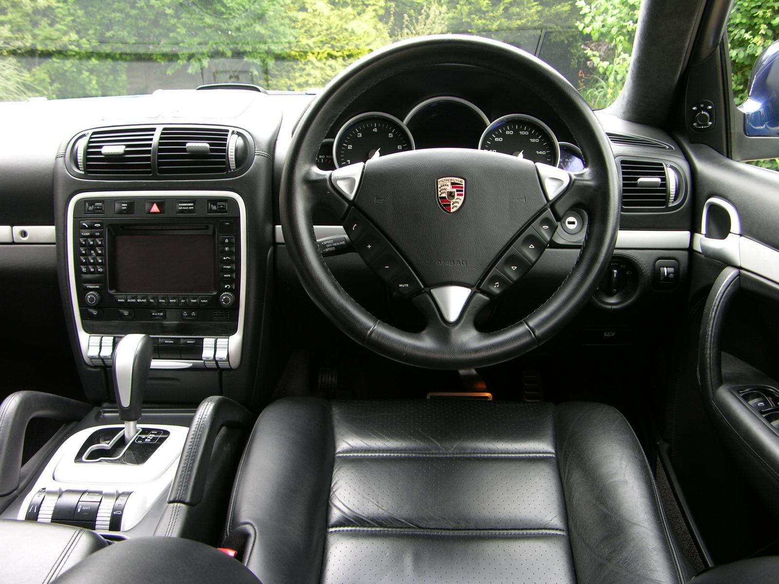 file 2006 porsche cayenne 4 5 turbo s flickr the car spy 5 jpg wikimedia commons. Black Bedroom Furniture Sets. Home Design Ideas