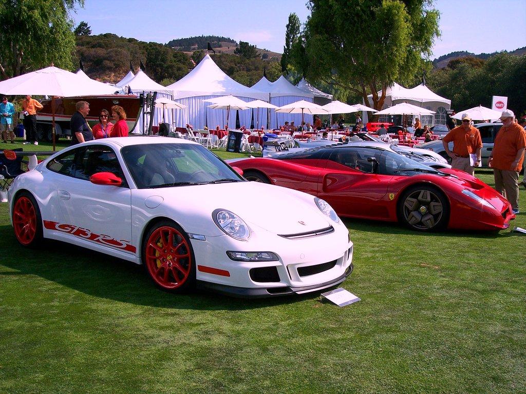 File 2008 White Porsche 997 Gt3 Rs Jpg Wikimedia Commons