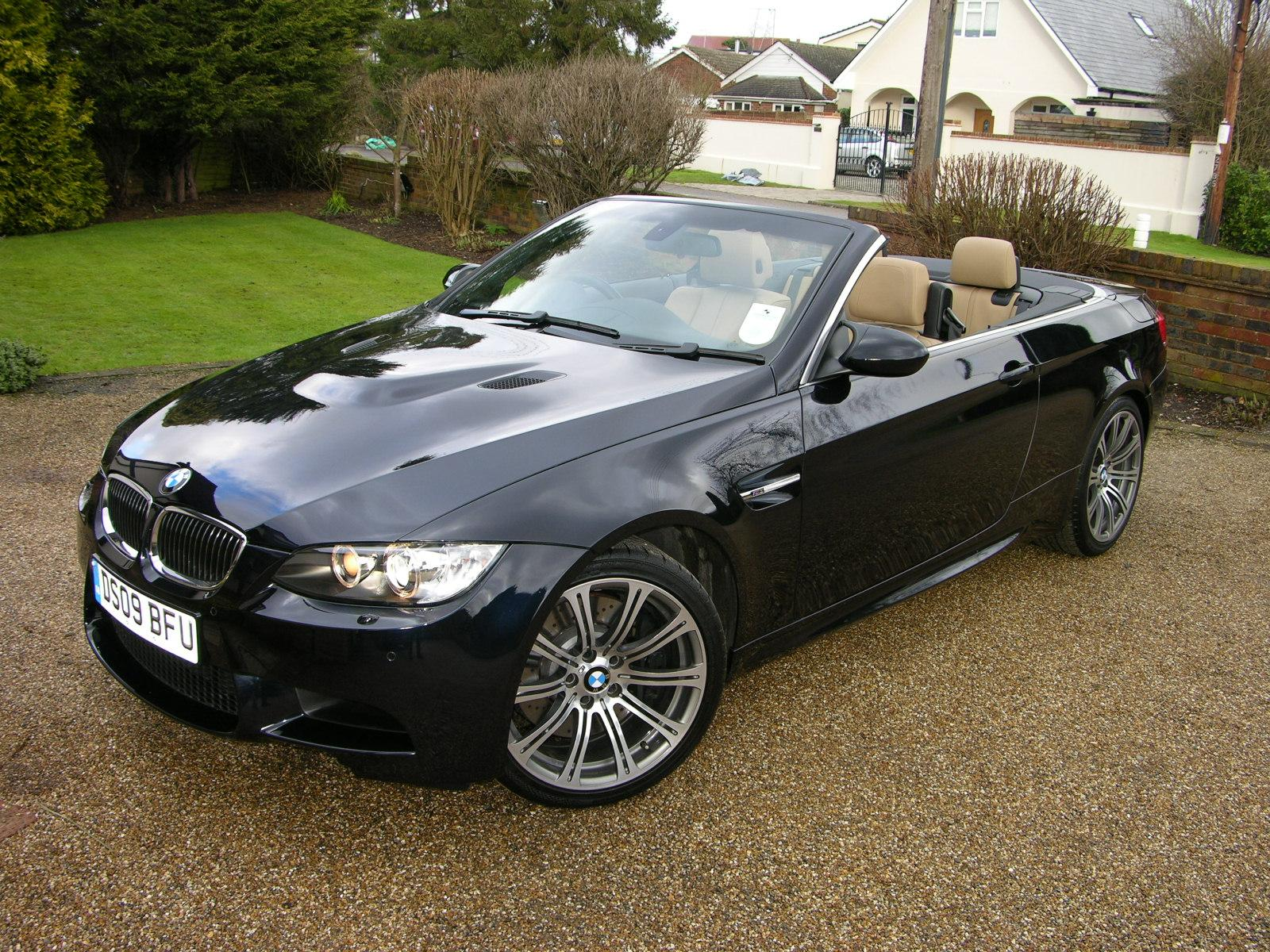 bmw 204i cabrio convertible how to use it