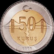 subunit of Turkish Lira
