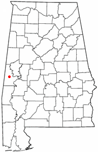 Loko di Livingston, Alabama