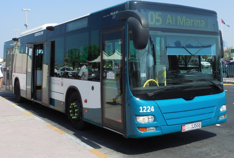 Abu Dhabi Bus service Wikiwand