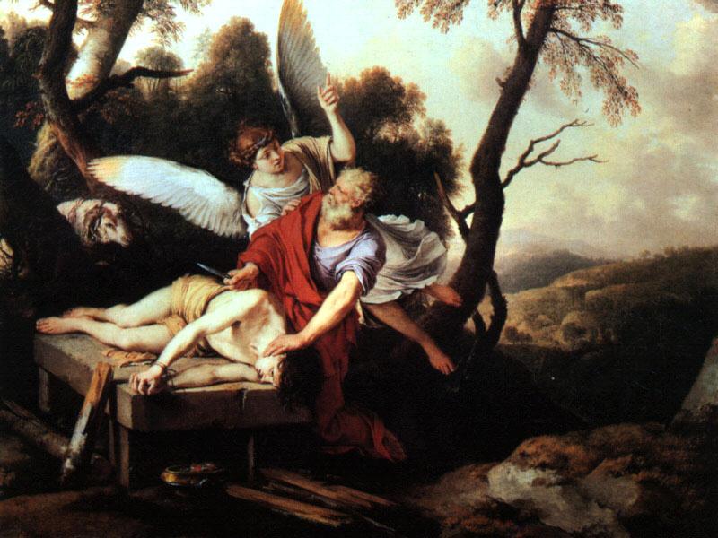 ASbraham y el sacrificio de Isaac