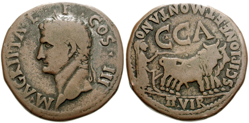 Archivo:<a href='view.asp?key=Agrippa'>Agrippa</a> Caesaraugusta.jpg