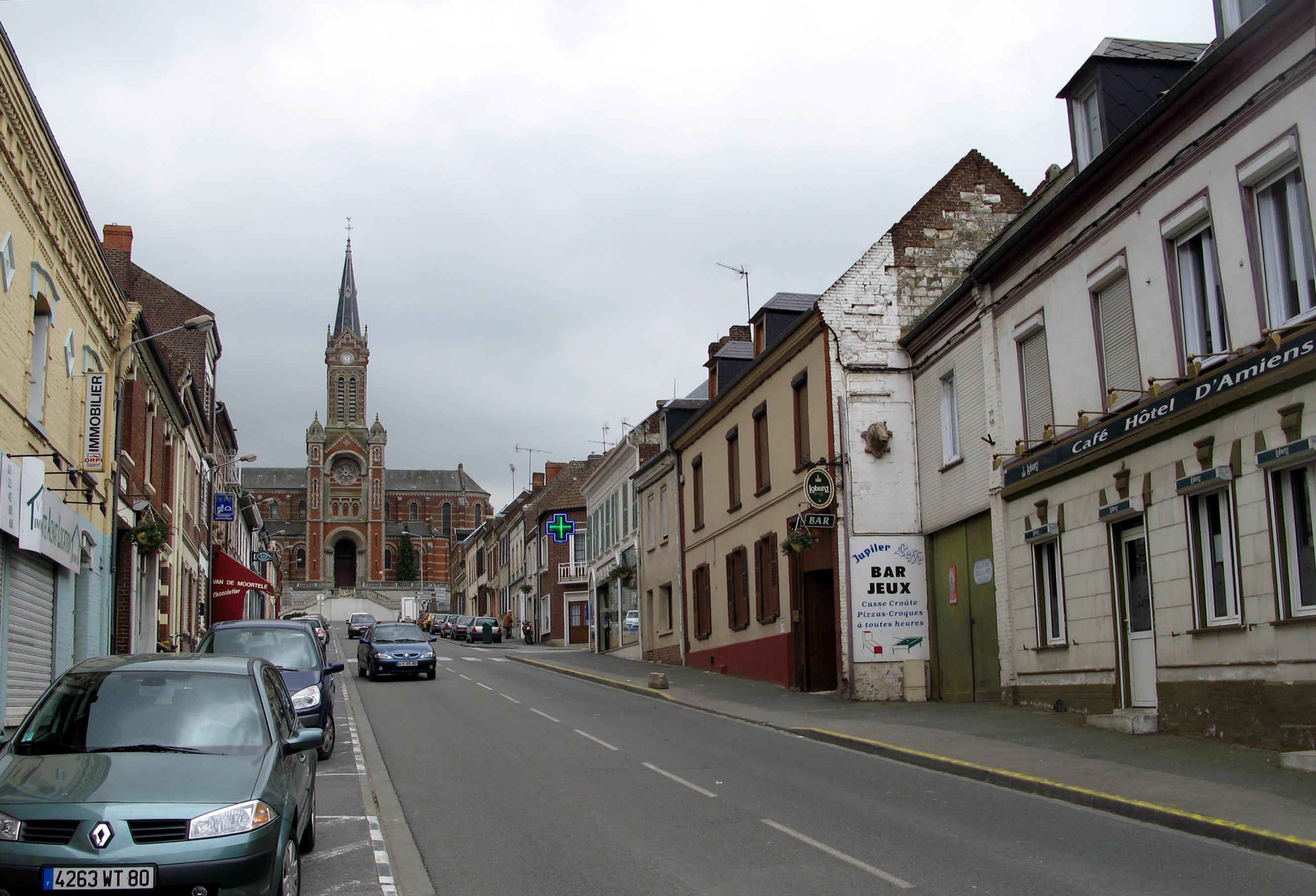 Hotel Amiens Centre