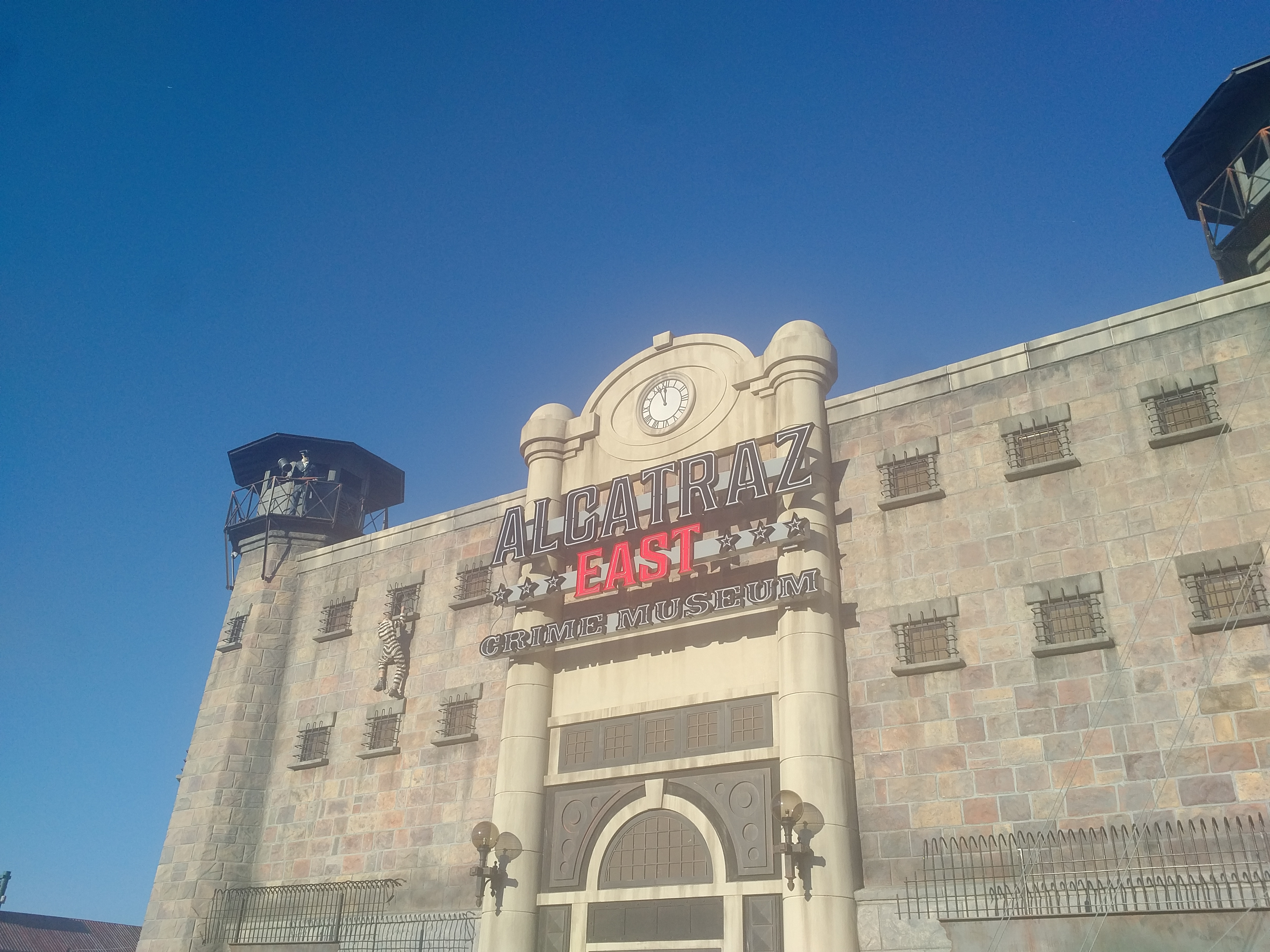 Alcatraz museum pigeon forge coupons
