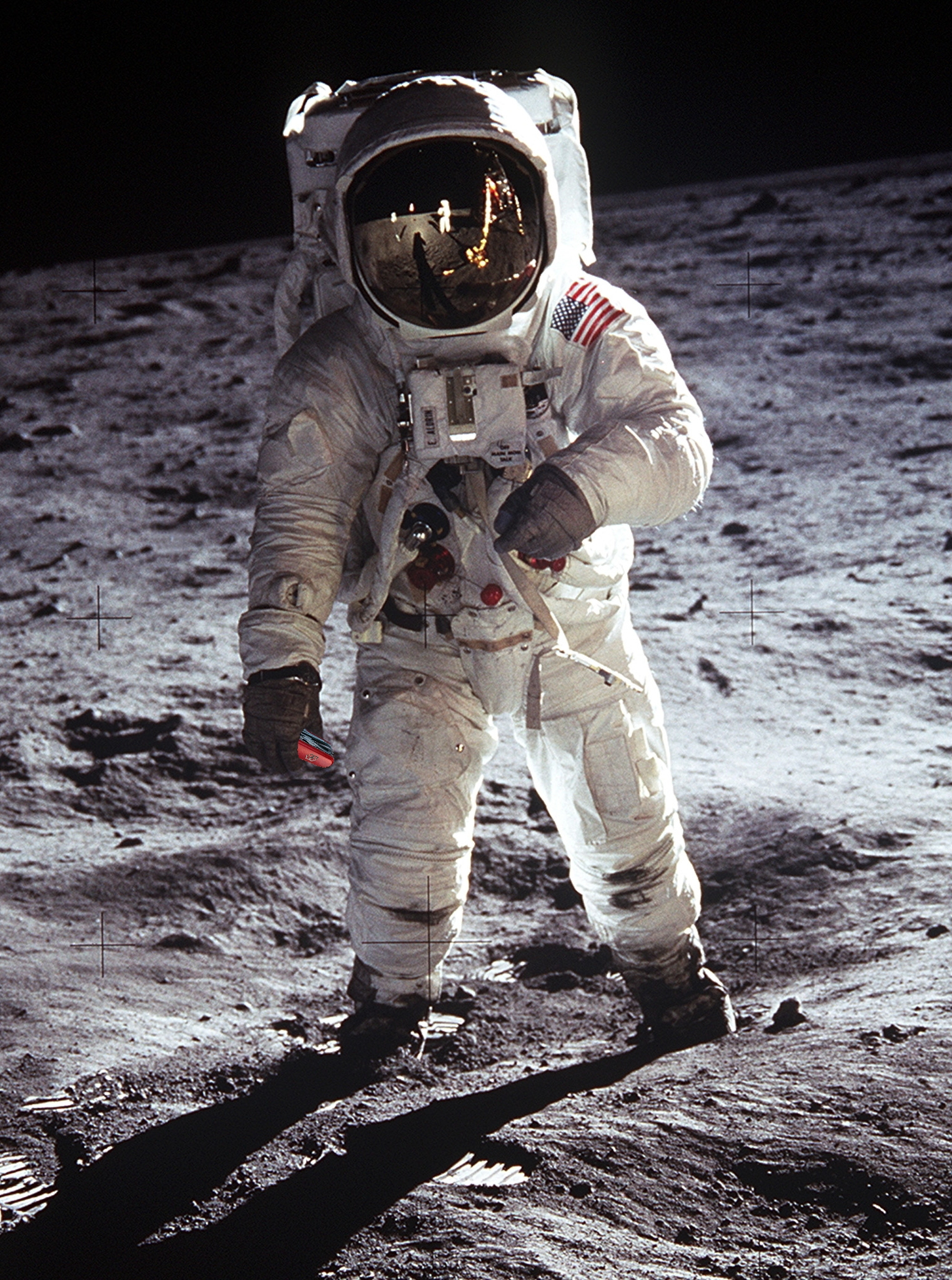 buzz aldrin and neil armstrong - photo #18