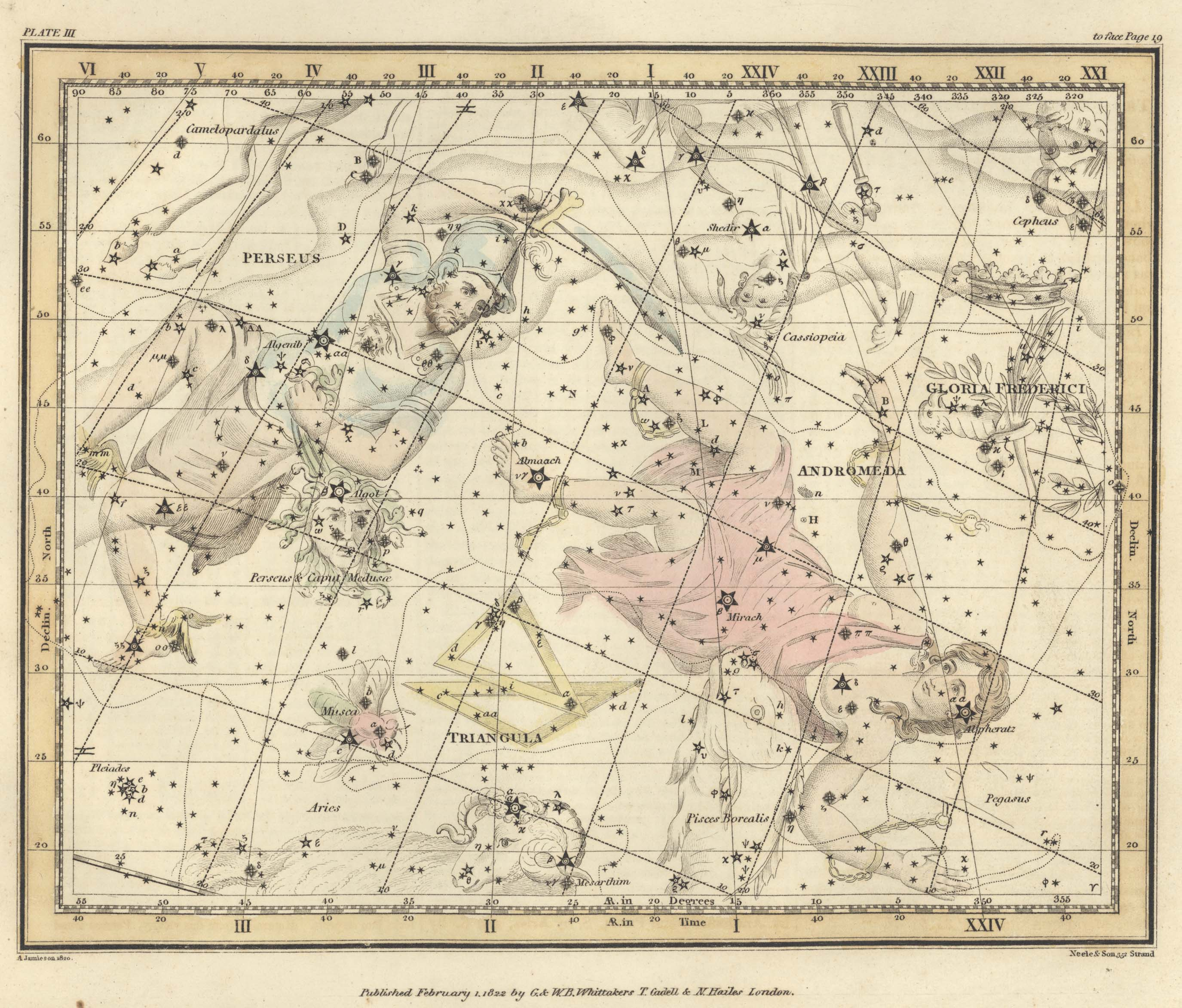 old navigational maps astronomy - photo #43