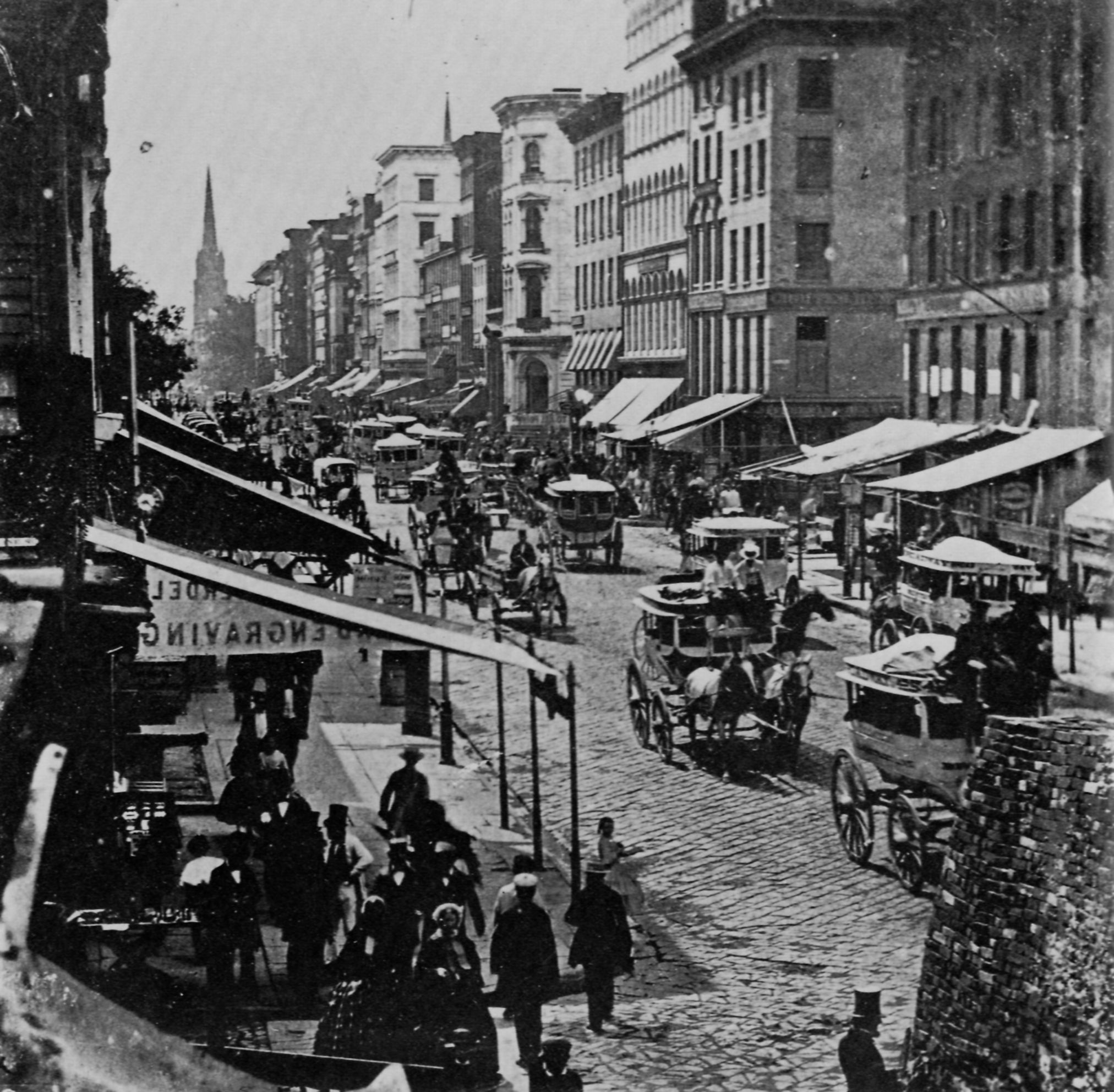 cities in the late 1800s