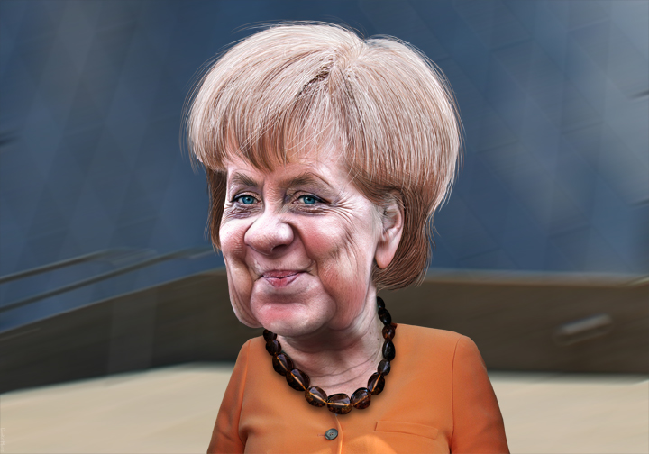 Angela Merkel - Caricature (12953082784).jpg