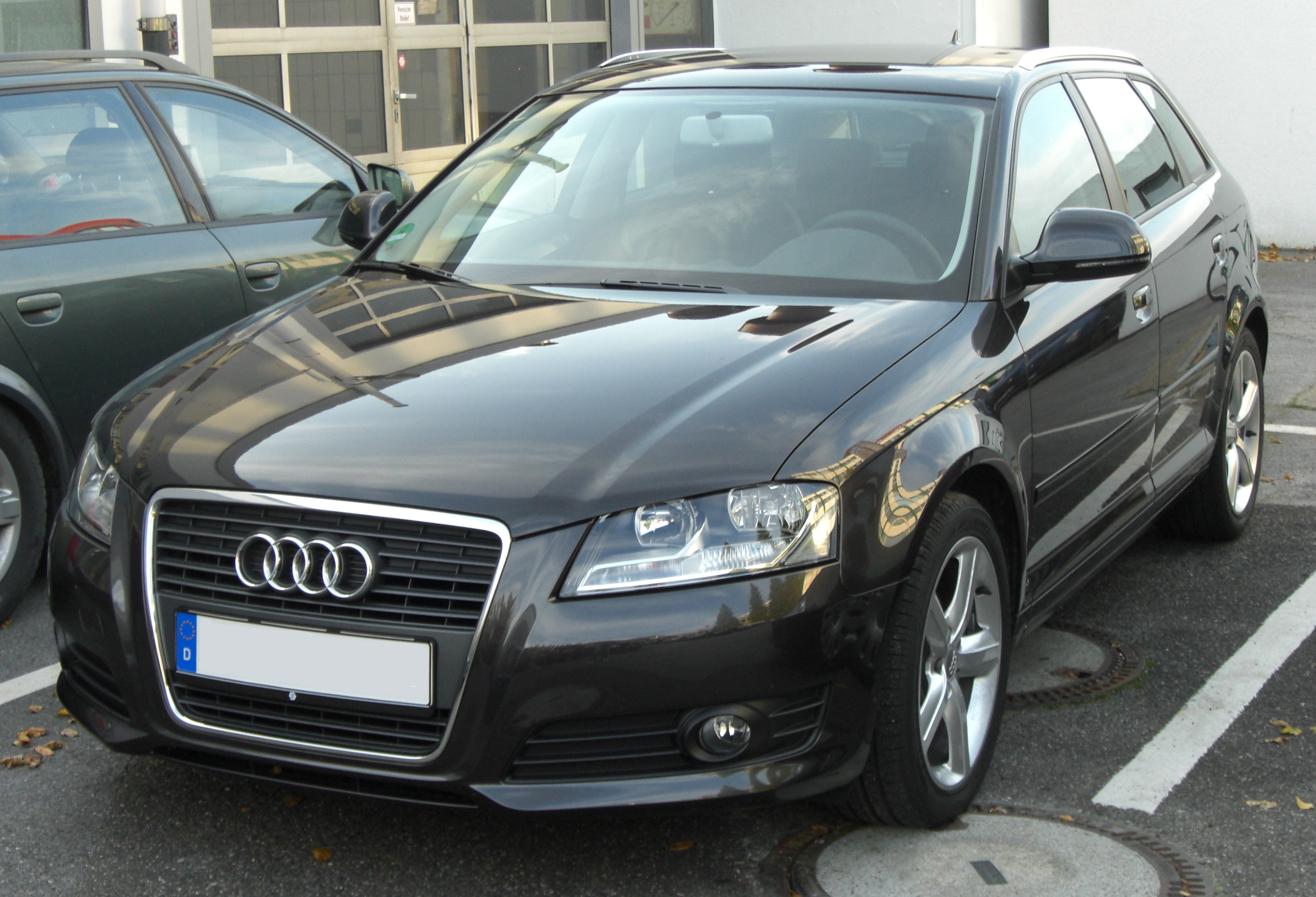 Audi rs3 wiki front bumper on a3 8l