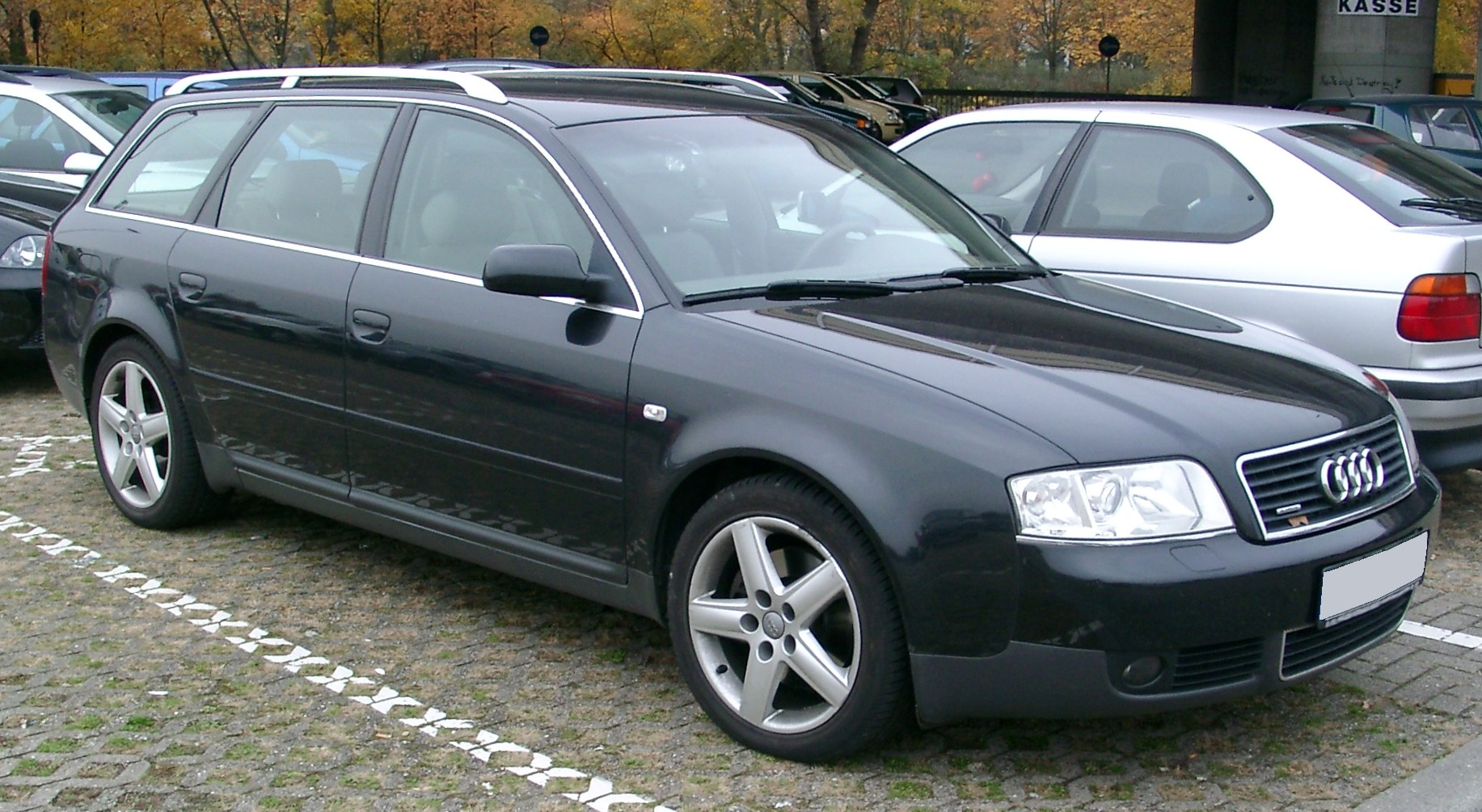 2001 audi a4 quattro body kit 11